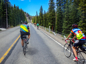 Climbing the unrelenting Grand Mesa