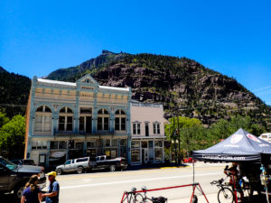 Ouray, Colorado (the most beautiful town in America IMO)